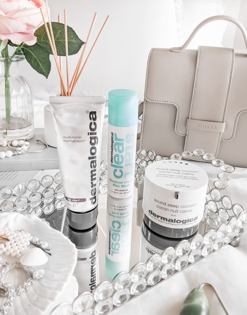 Making changes to your skincare routine when seasons change is important to keep your skin balanced and healthy. Here are some products that I've added to my summer skincare routine from Dermalogica.