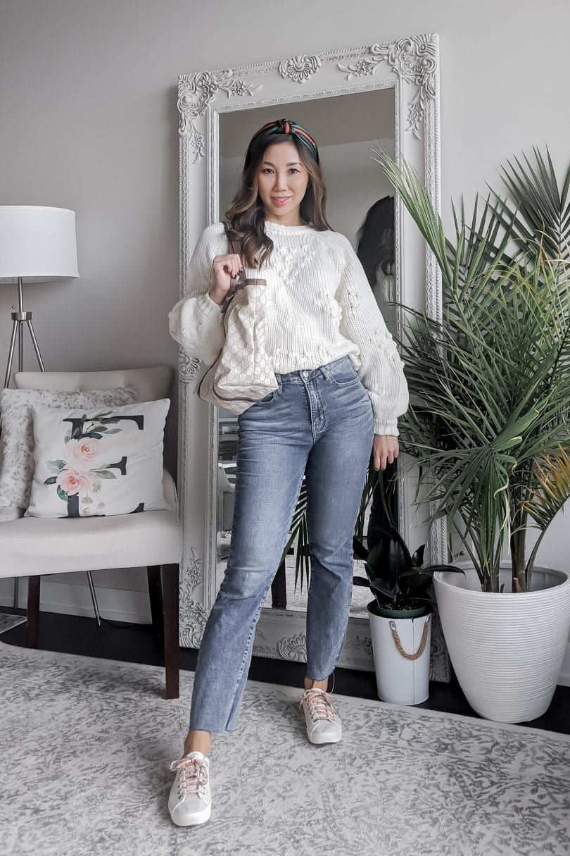 How to wear cropped jeans: 4 types of shoes to wear them with style by fashion blogger Eileen Lazazzera of YesMissy