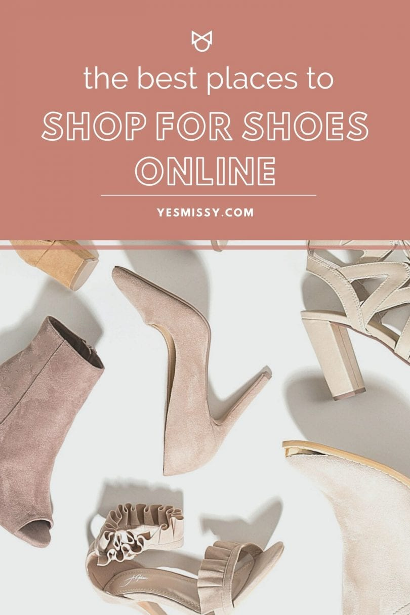 Where to buy shoes online and find the best deals. The best places to shop for shoes from cheap finds to designer deals. 20 places to shop for shoes you wish you knew about sooner.