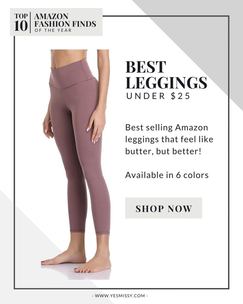 Top 10 Amazon Best-Sellers - Best leggings under $25