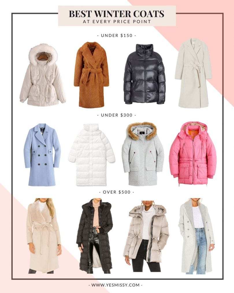 Where to buy winter coats online in every price range. More on yesmissy.com