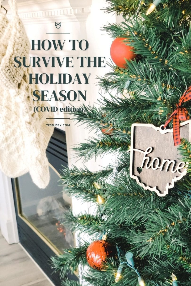 Tips on surviving the holiday season with less stress
