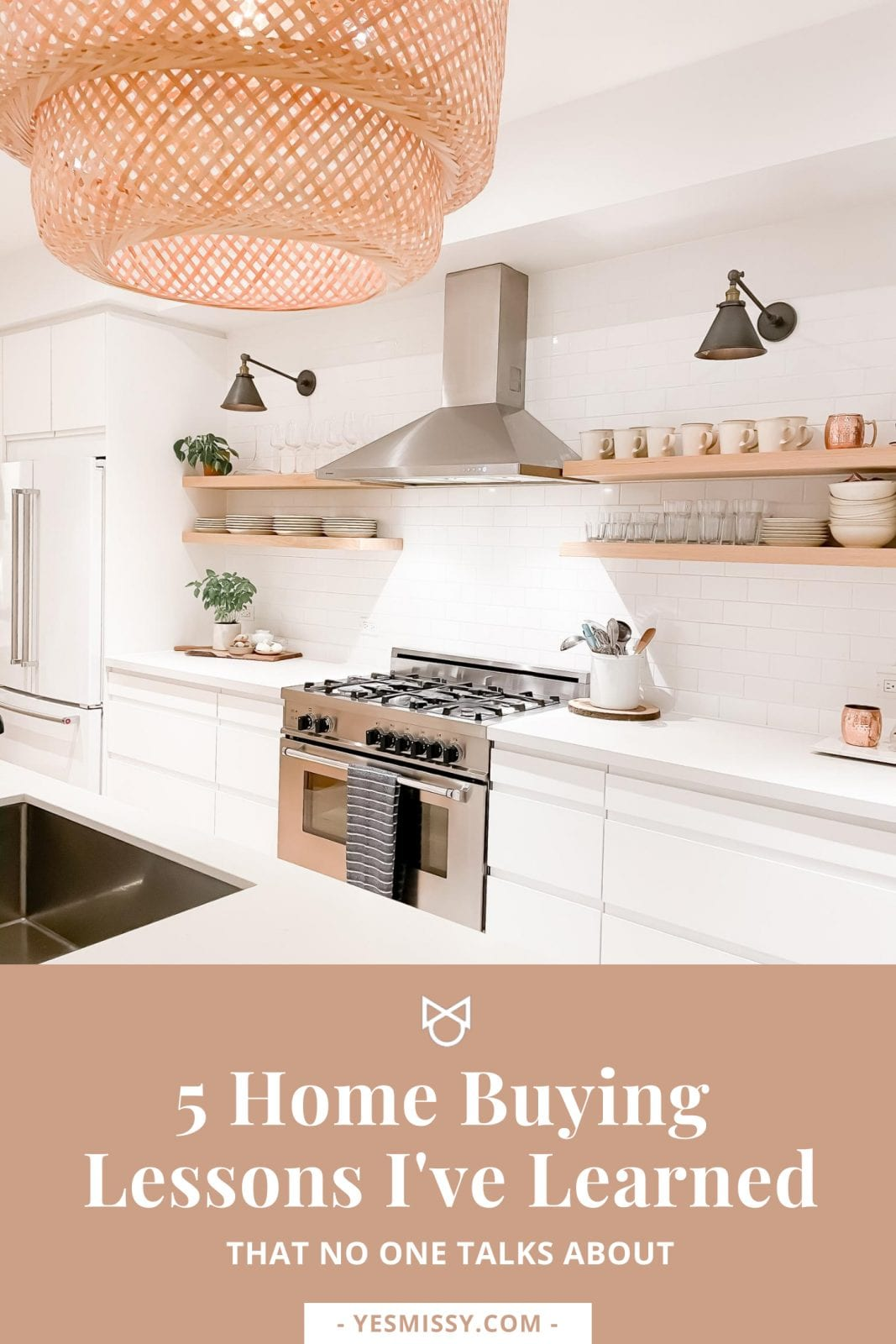 5 valuable home buying tips when you're shopping for a new house.