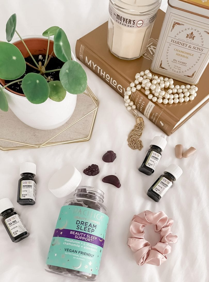 Tossing and turning at night? Try relaxing with some essential oils, or take some melatonin supplements. For more tips to help you sleep better visit yesmissy.com