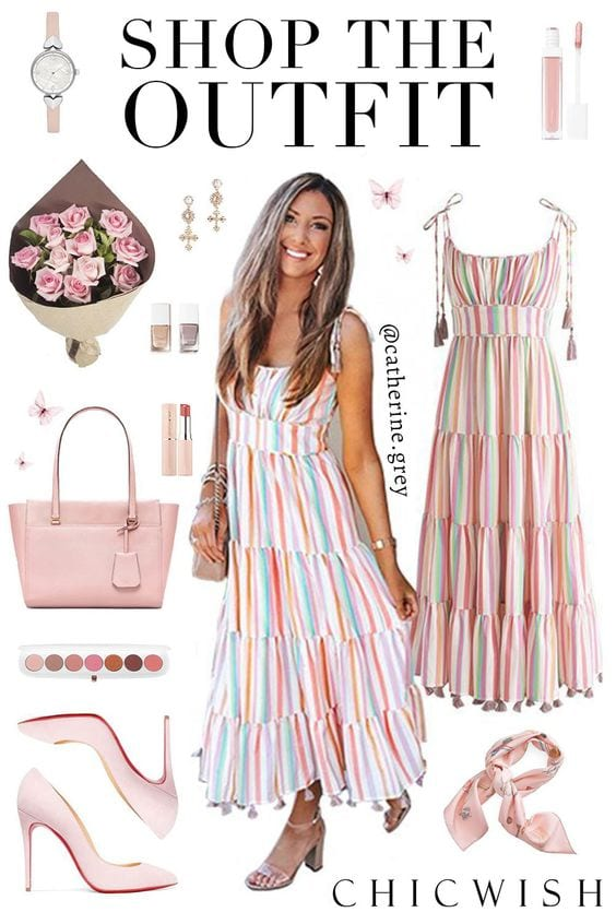 Chicwish is an online store that carries affordable feminine clothing for women!