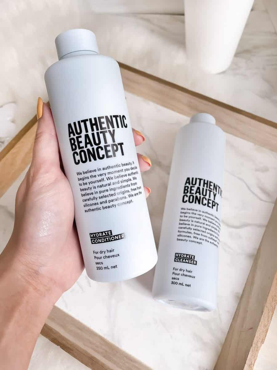 Clean haircare products reviewed - Authentic Beauty Concept is a holistic hair care brand co-created by hairstylists. Learn more at yesmissy.com